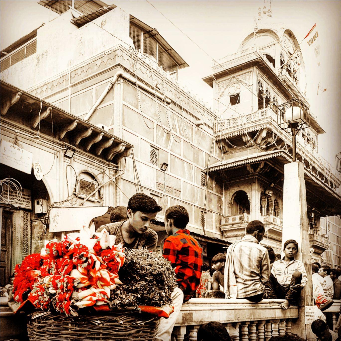 Photo of Vrindavan By TheWandererKC