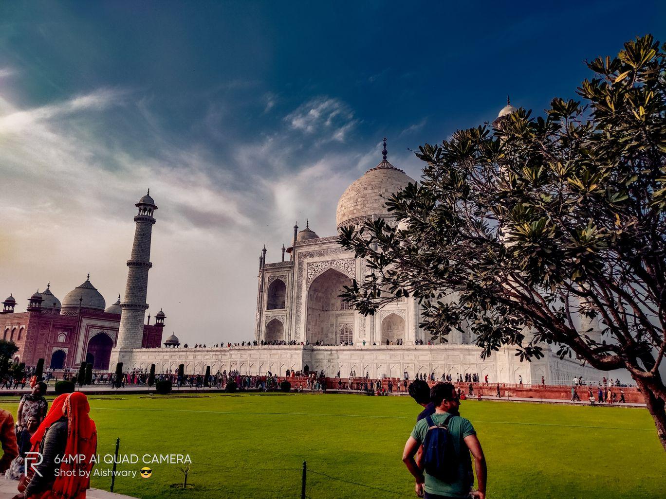 Photo of Taj Mahal By Utkarsh Gupta