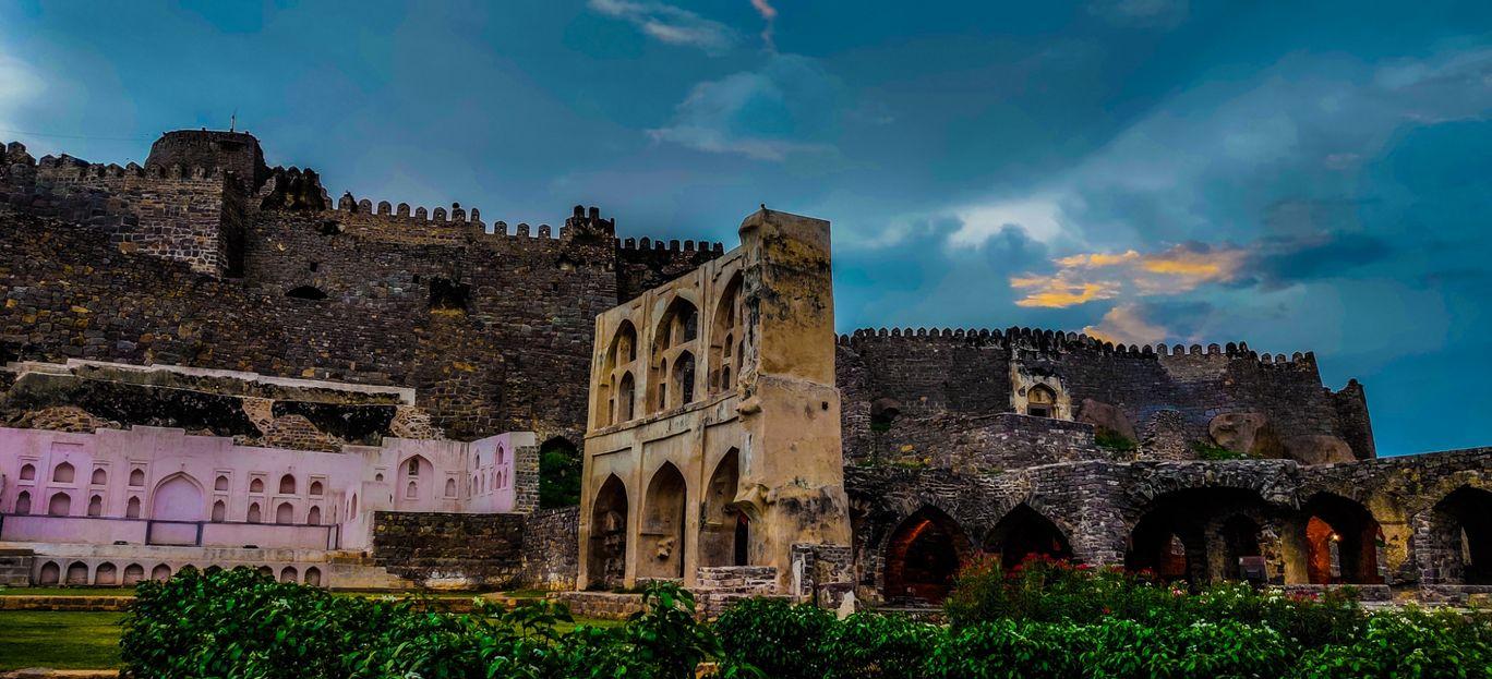Photo of Golconda Fort By Bharath Ganesh