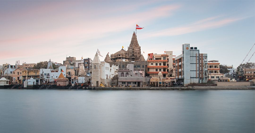 Photo of Dwarka By Seven Ocean