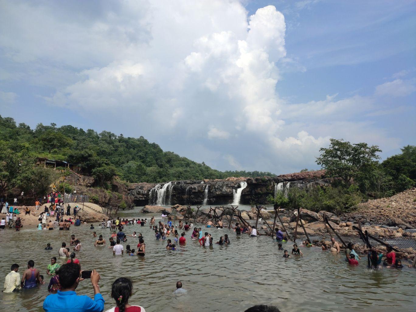 Photo of Bogatha Waterfall By Vinod Paladhi