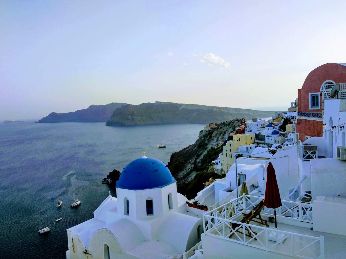 Photo of Santorini By πρεετι