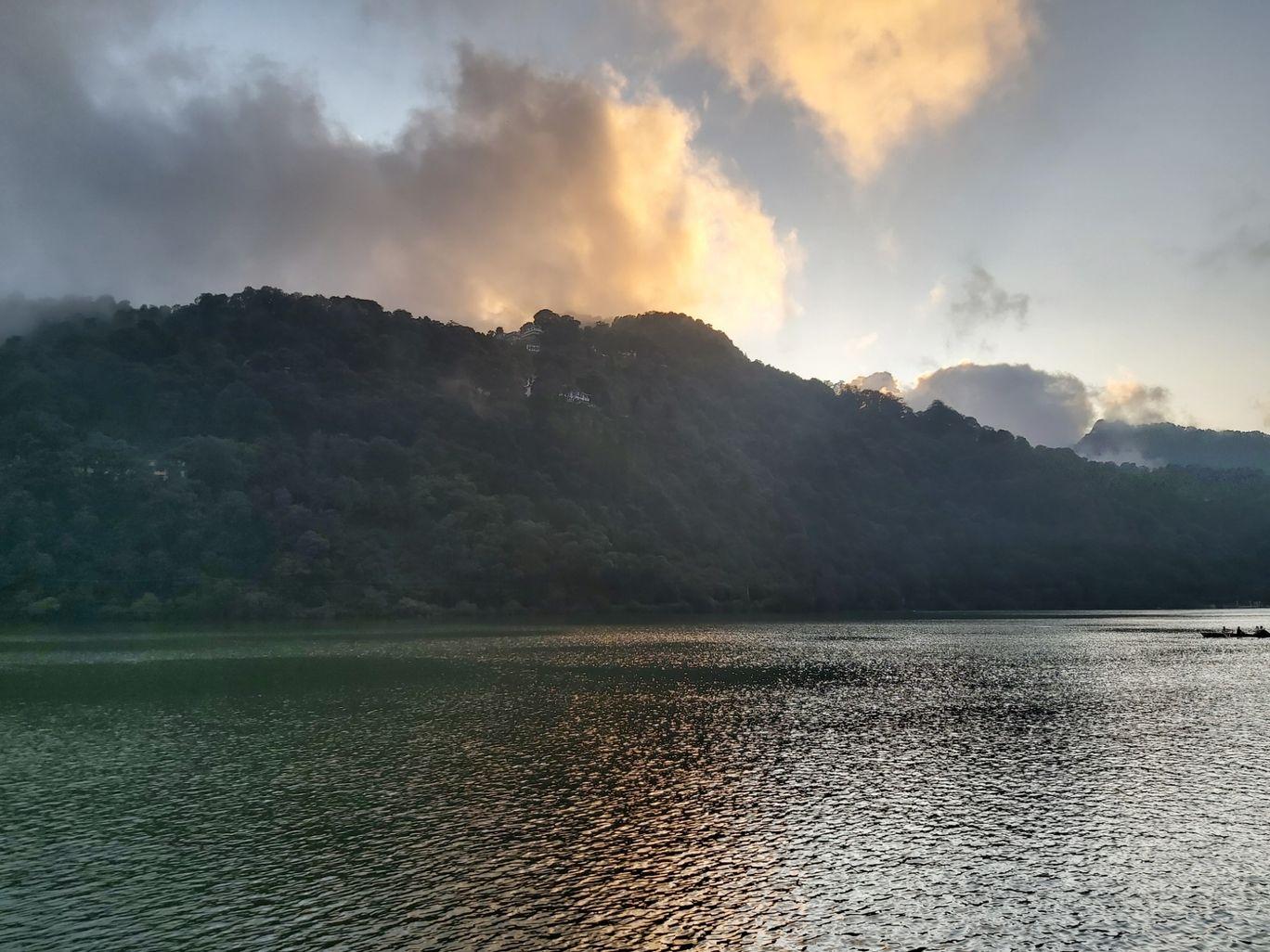 Photo of Nainital Lake By Lokesh Sharma