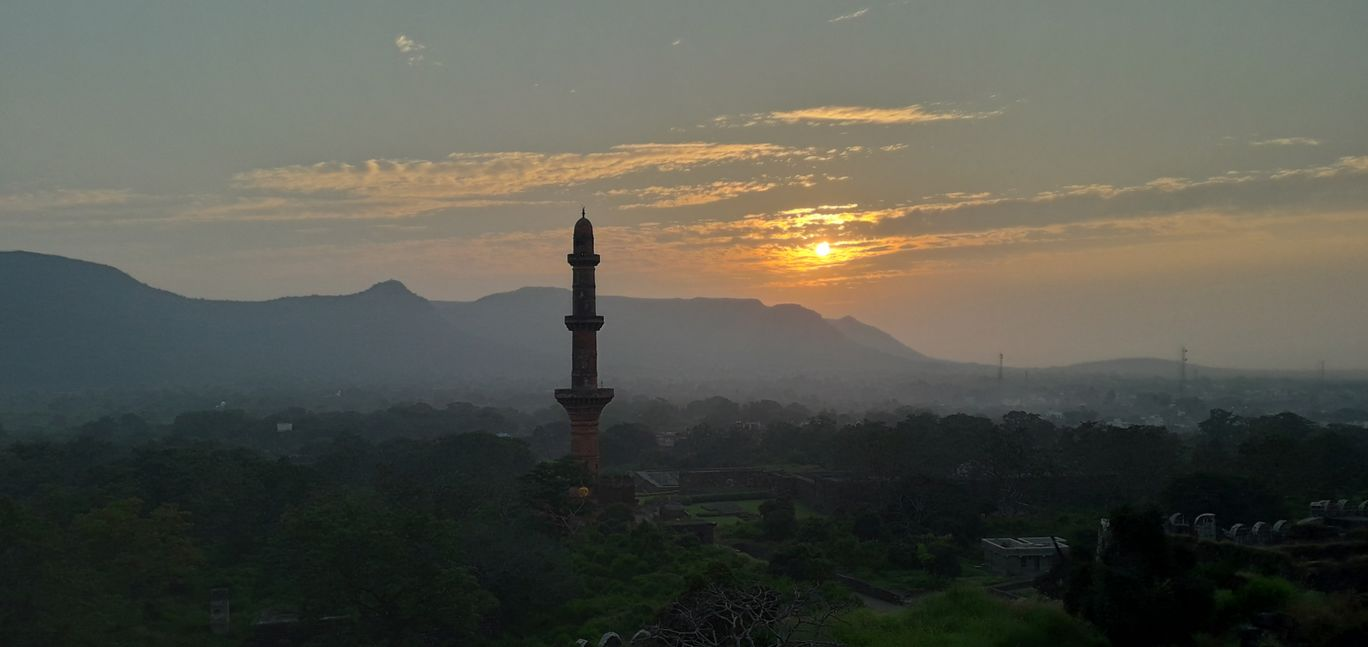 Photo of Daulatabad Fort By Yash Joshi