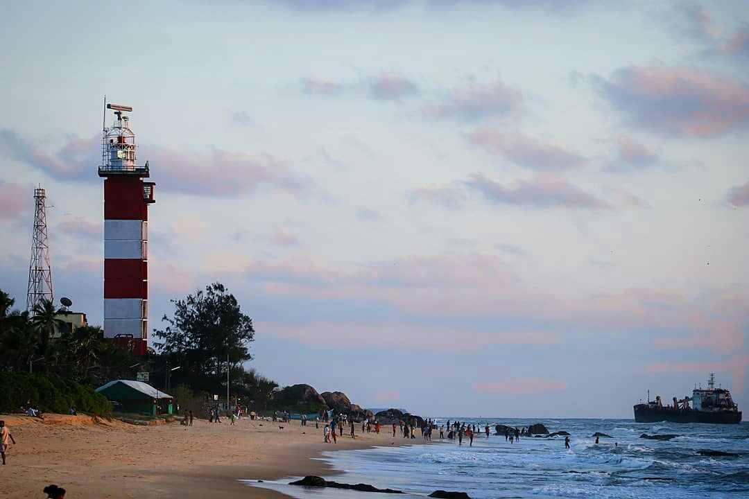 Photo of NITK Surathkal Beach By Aby Alex Panachikal