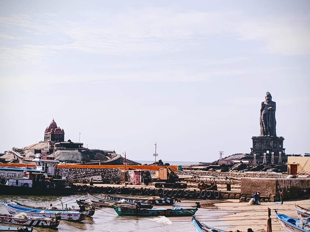 Photo of Kanyakumari By thesunnyside
