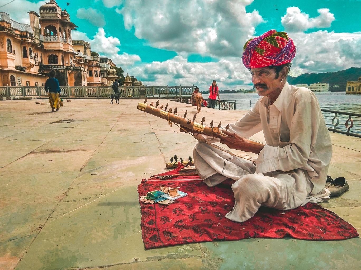 Photo of Gangaur Ghat Marg By Kavish Suthar