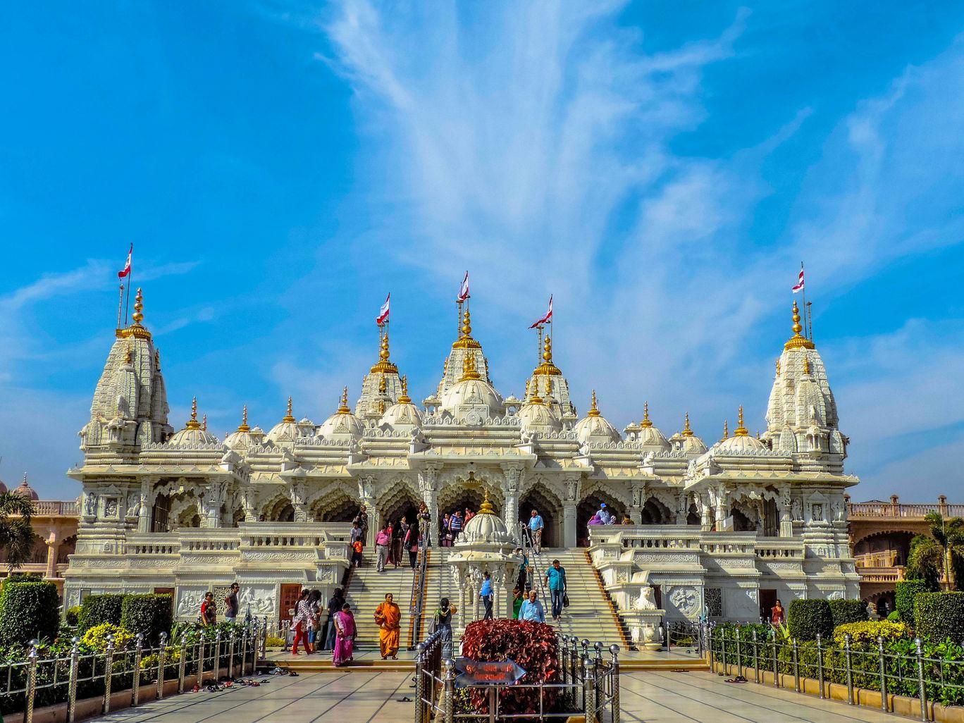 Photo of Swaminarayan Temple BHUJ By Kavitha Ananthan