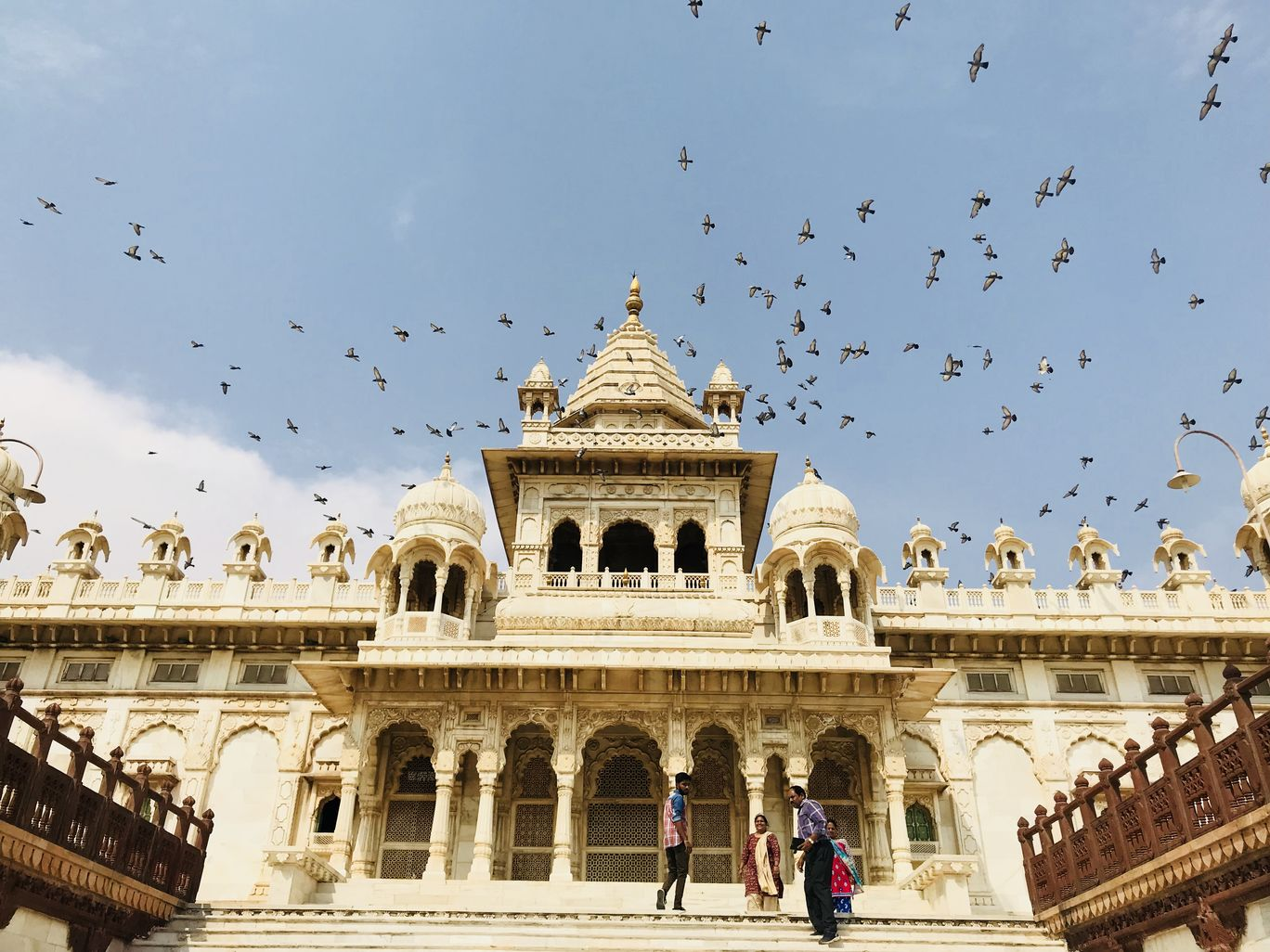 Photo of Jaswant Thada By Kavitha Ananthan