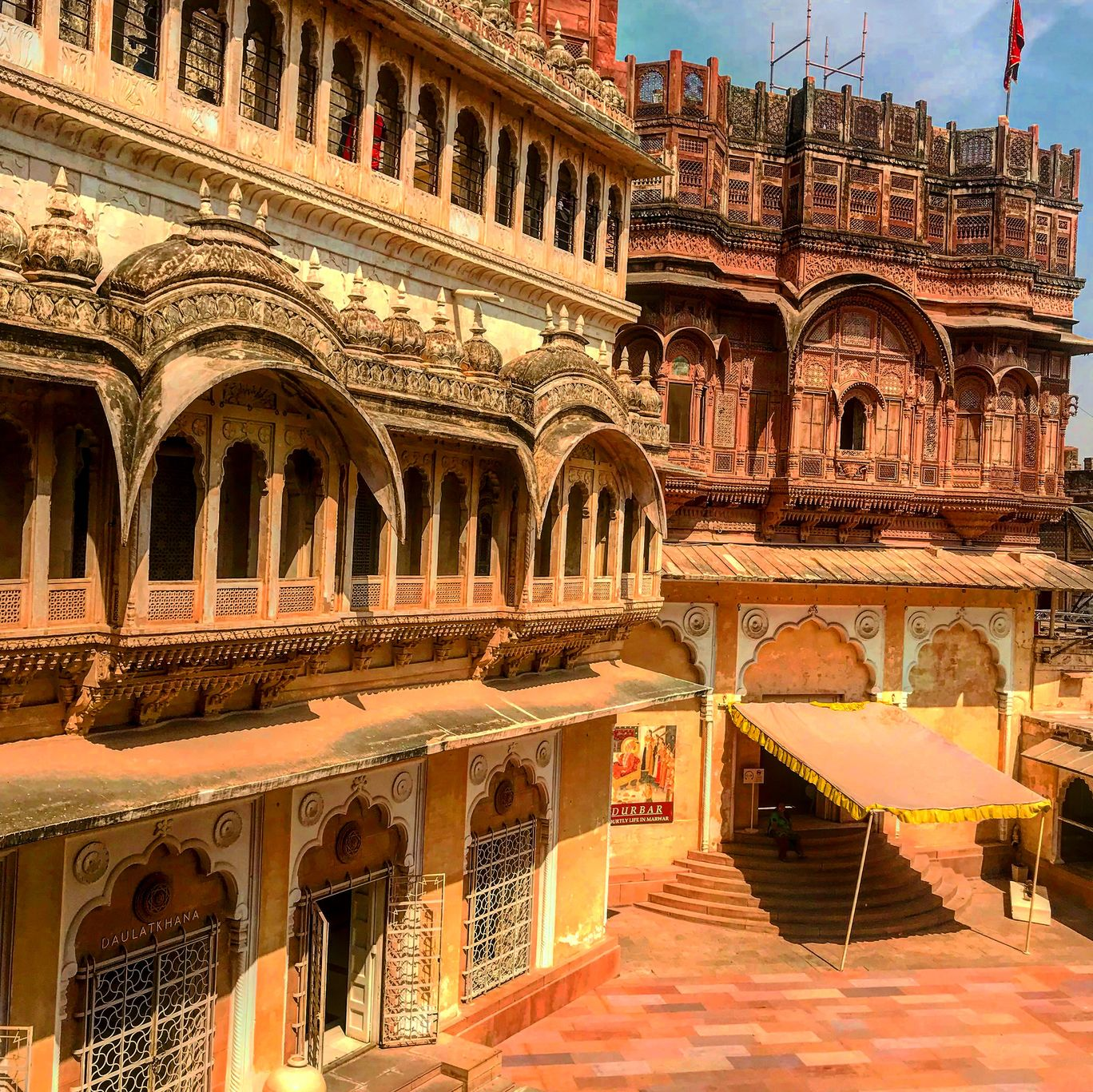Photo of Mehrangarh Fort By Kavitha Ananthan