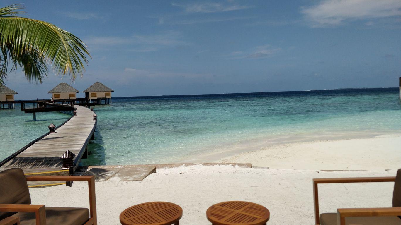 Photo of Maldives - A beautiful paradise By Sowmya Kini