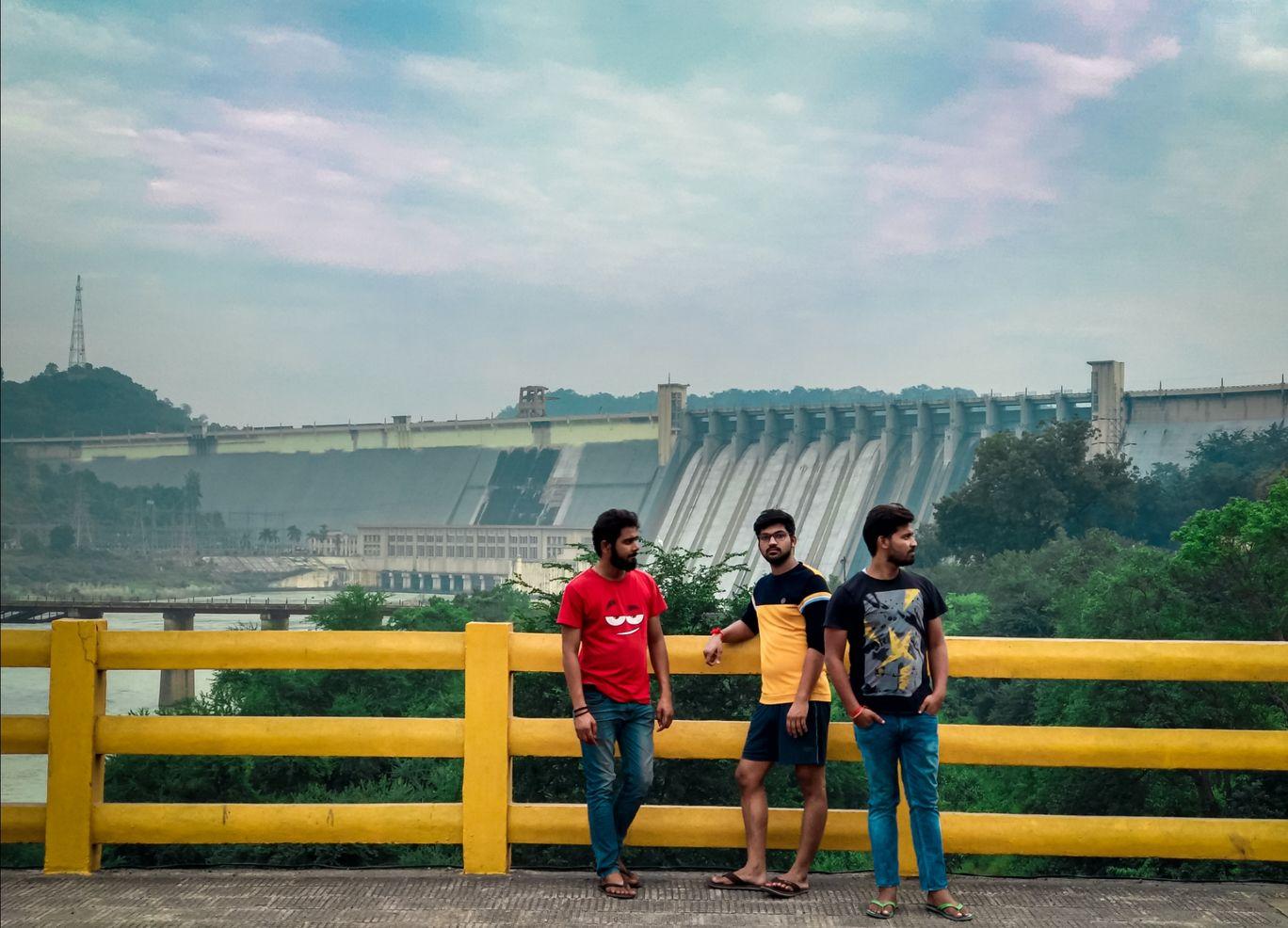 Photo of Rihand Dam By Akhil Pratap Singh