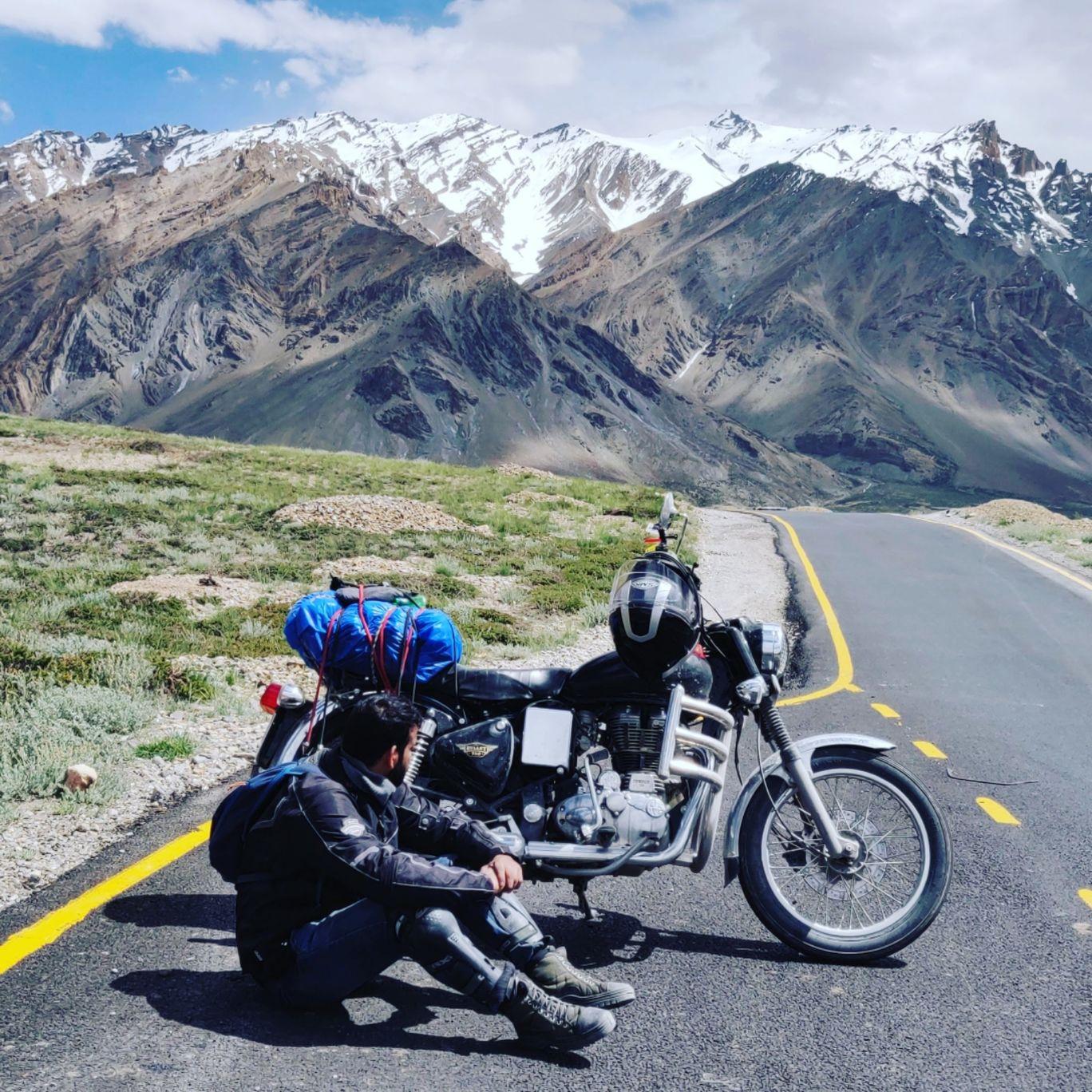 Photo of Ladakh By Deepanshu Panwar