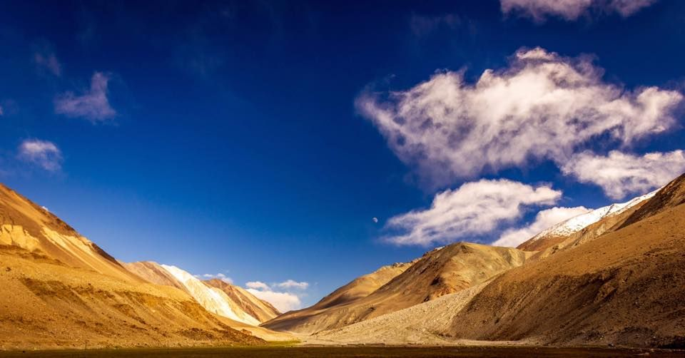 Photo of Ladakh Range By Amit Katiyar