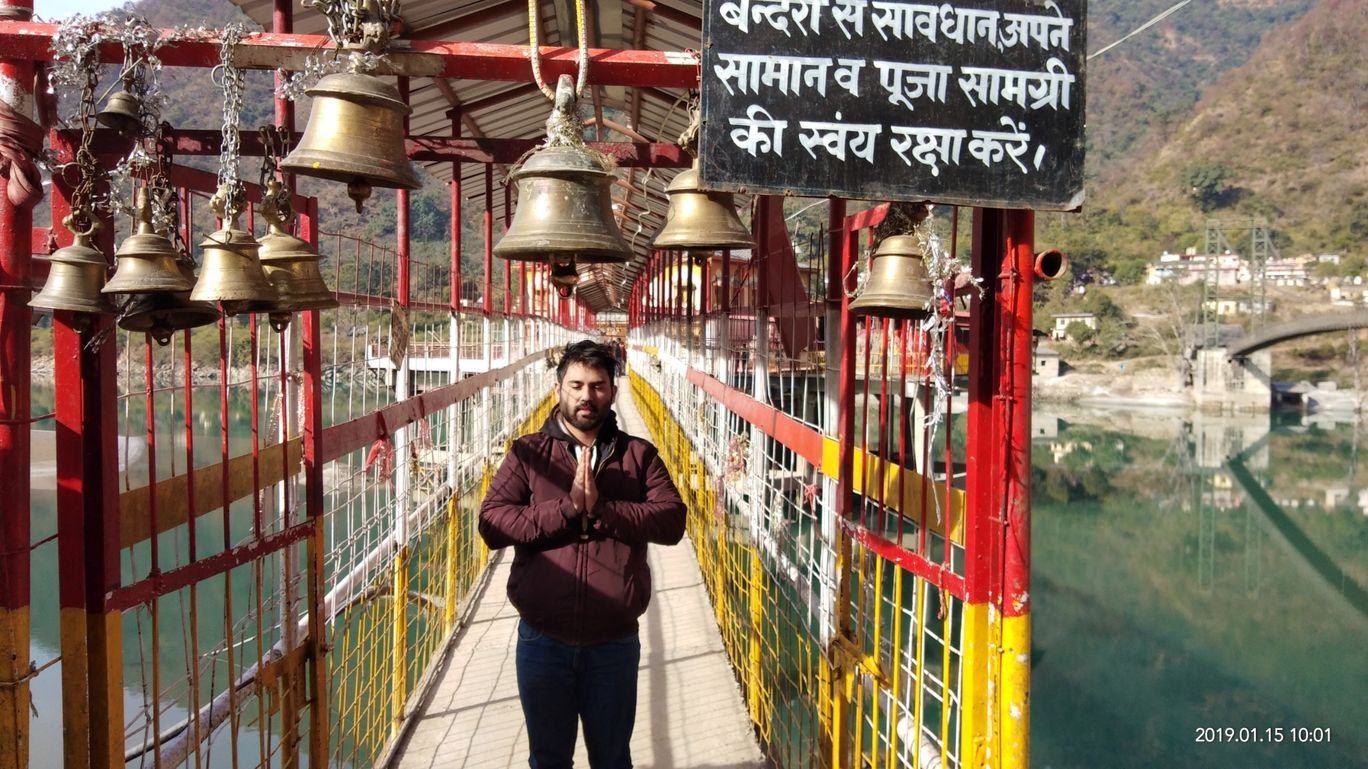 Photo of Dhara Devi Mandir By Samaksh Sharma