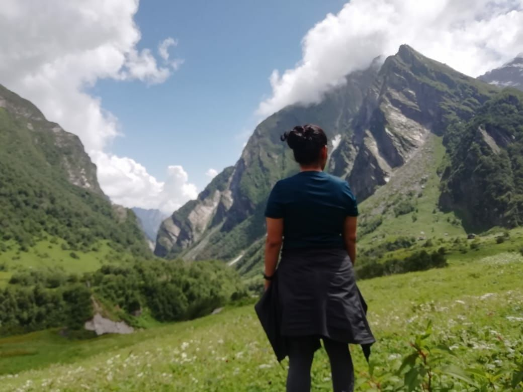 Photo of Valley Of Flowers By Anupama Thapliyal