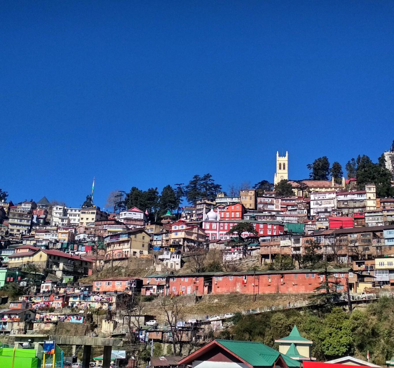 Photo of Shimla By Hathayogi Manoj