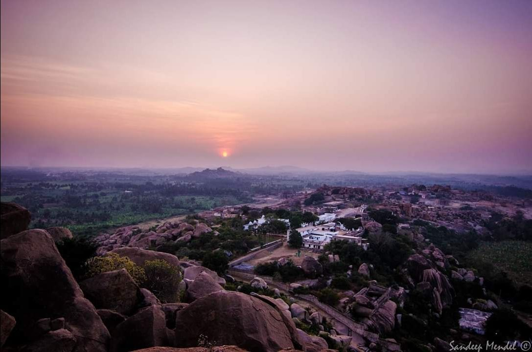 Photo of Hampi By Sandeep Mendel