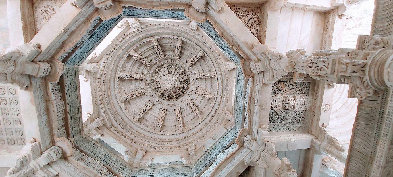 Photo of Ranakpur Jain Temple By Tapas Sahu