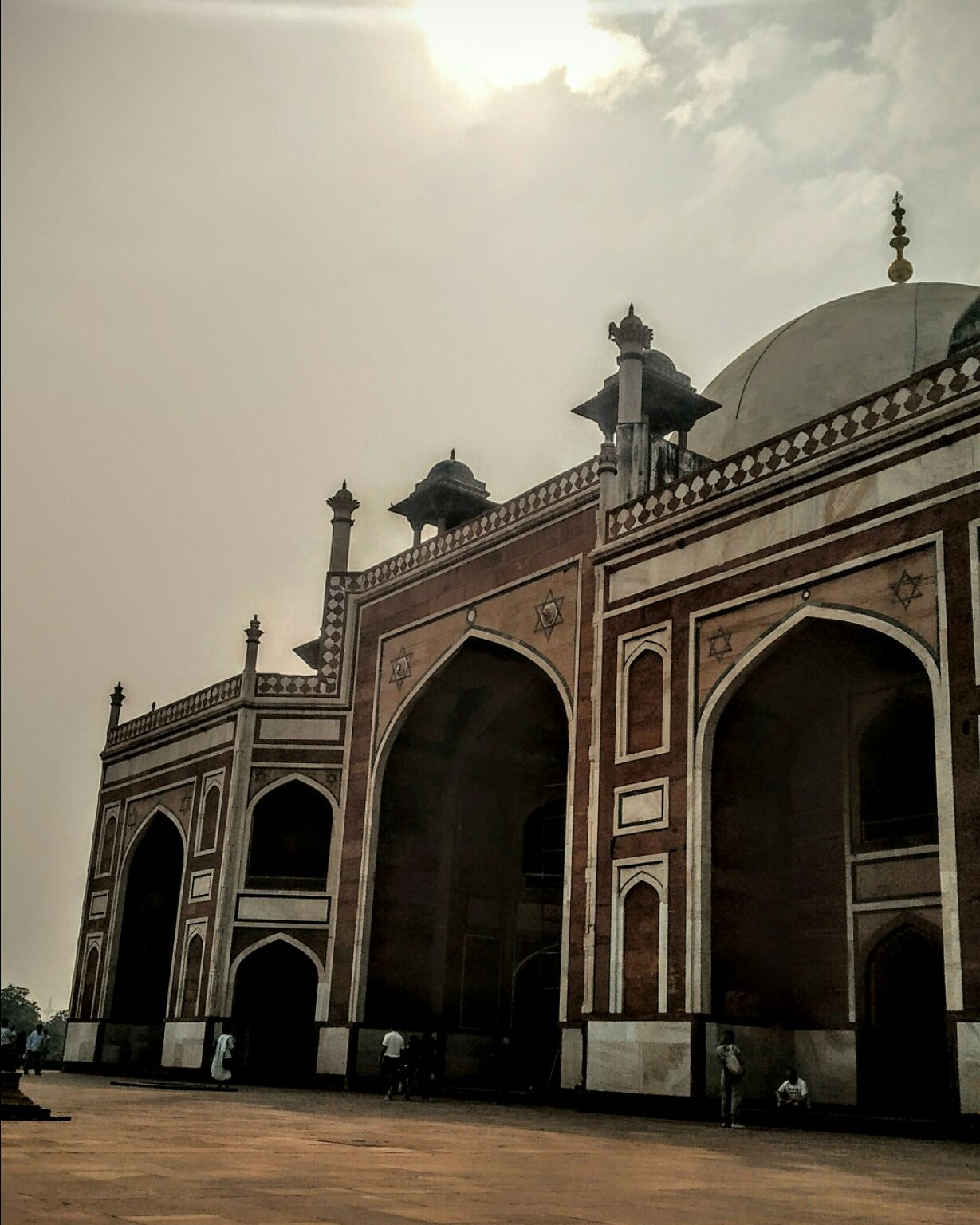 Photo of Humayun's Tomb By Perambuduri Giridhar