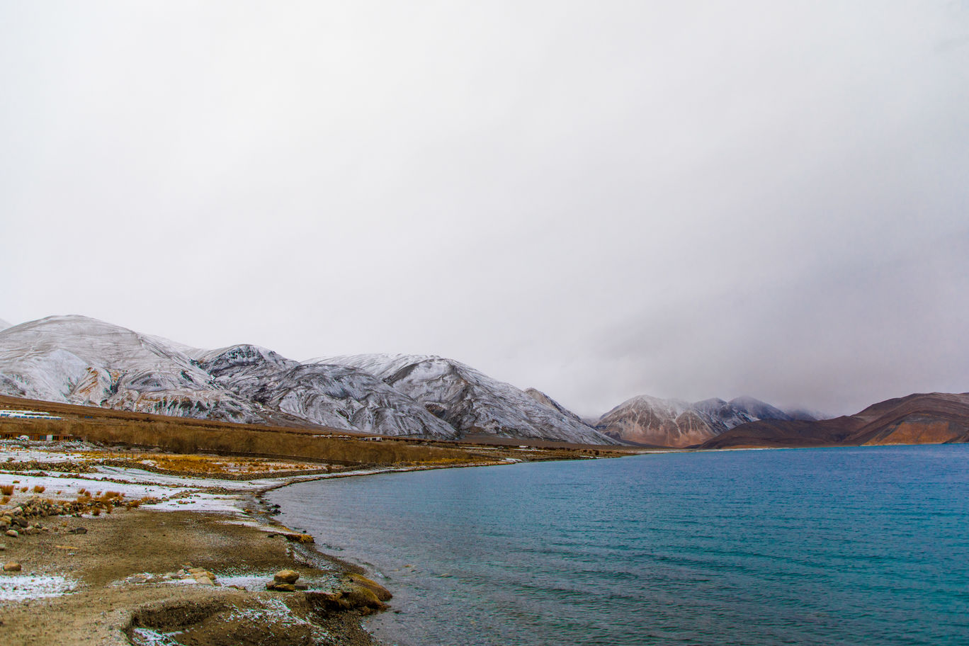 Photo of Pangong Lake By Ankit Purwar