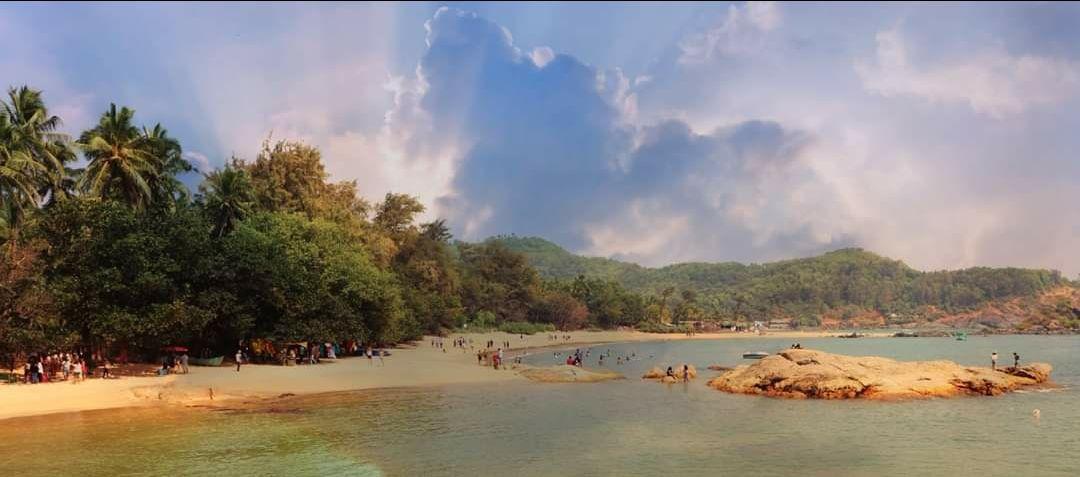 Photo of Om Beach By Nakul Sachdeva