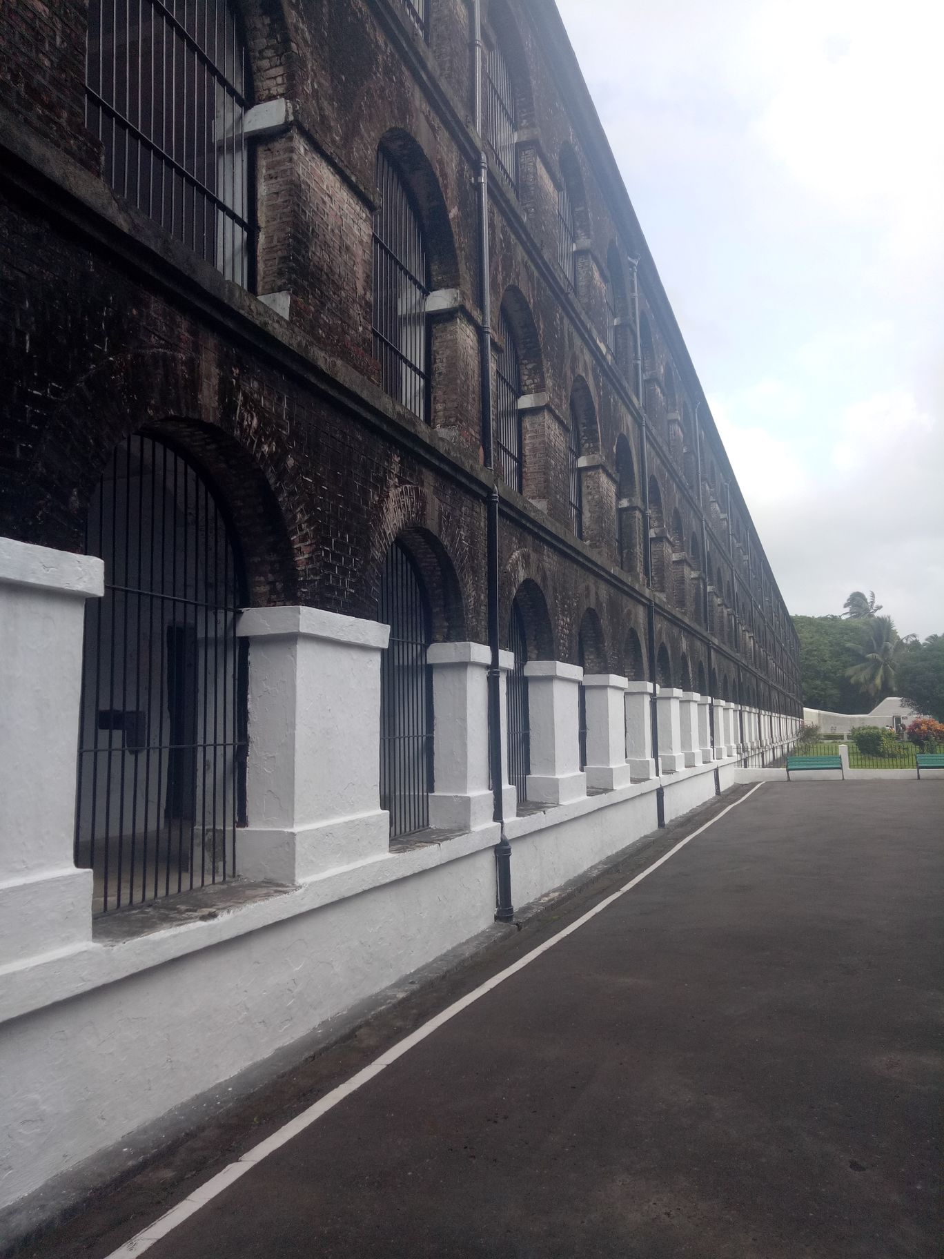 Photo of Cellular Jail By Tanu Shree