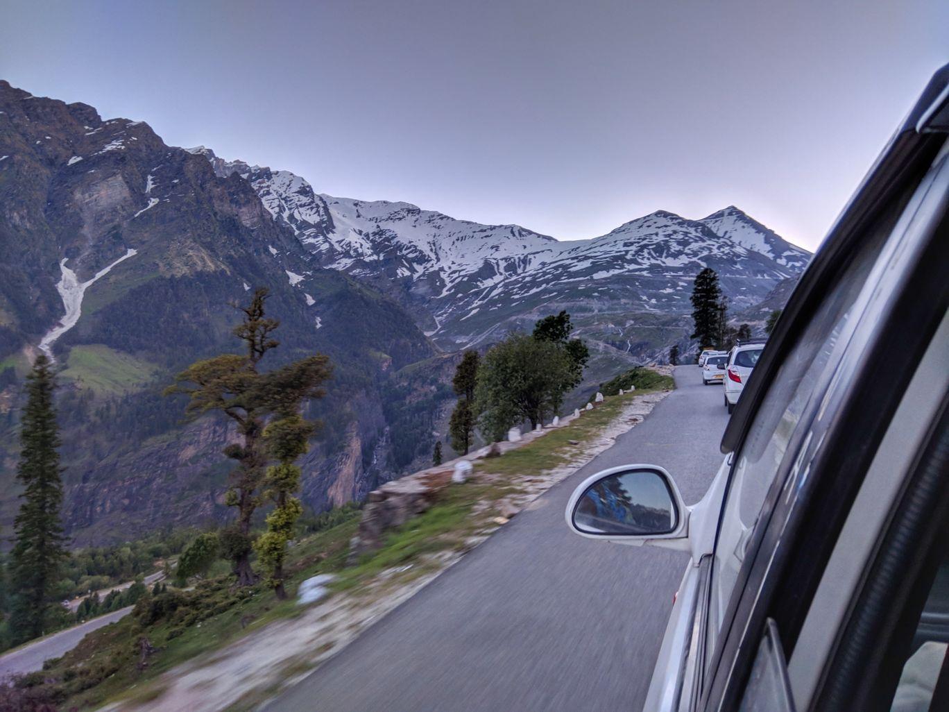 Photo of Rohtang Pass By Ekal Jain