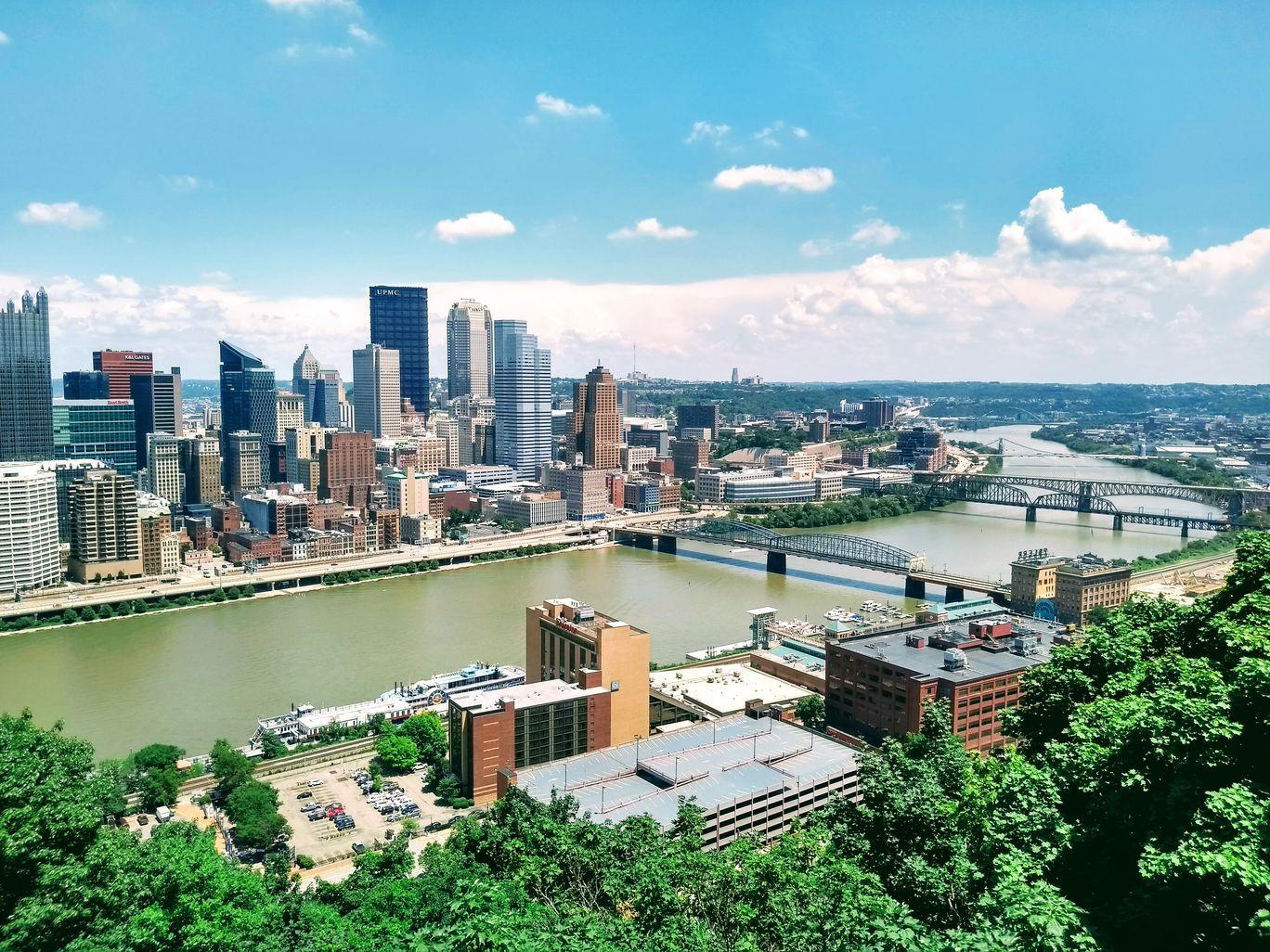 Photo of Pittsburgh By Jayashree Nagaraj