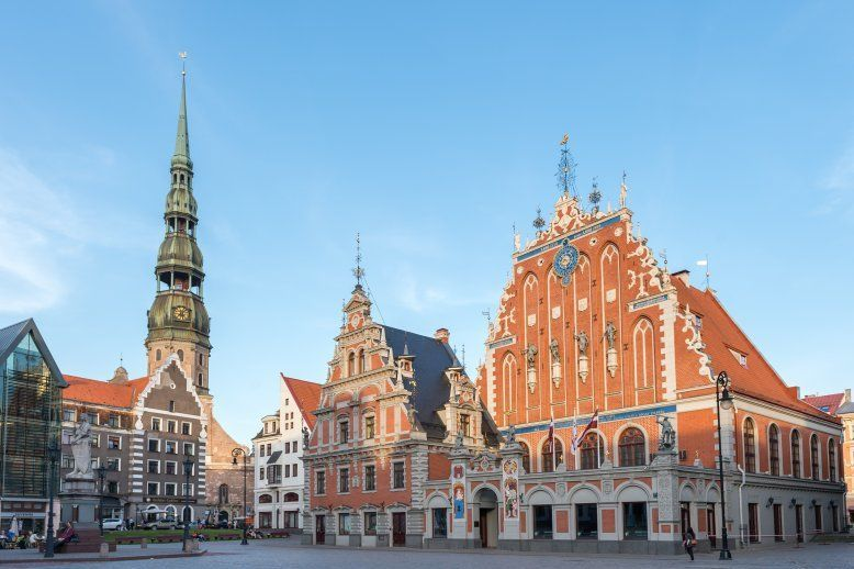 Photo of Riga By Priya Warnekar