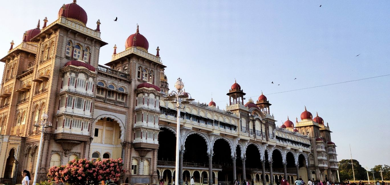 Photo of Mysore Palace By Tejal surve