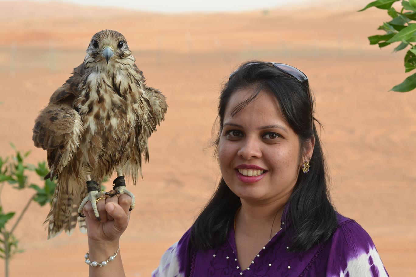 Photo of Desert Safari Dubai By Karthik Gandhi aka GastroHogger