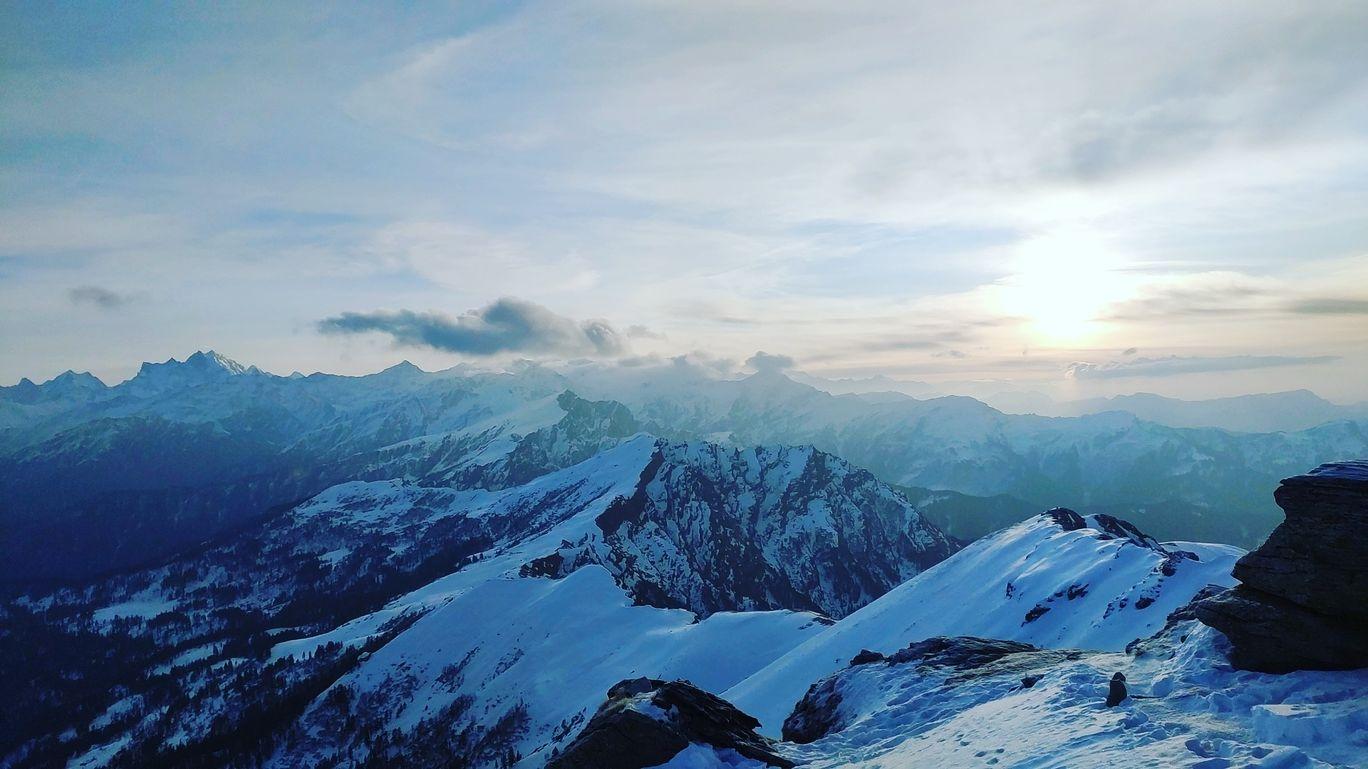 Photo of Kedarkantha Peak By Vihar Surani