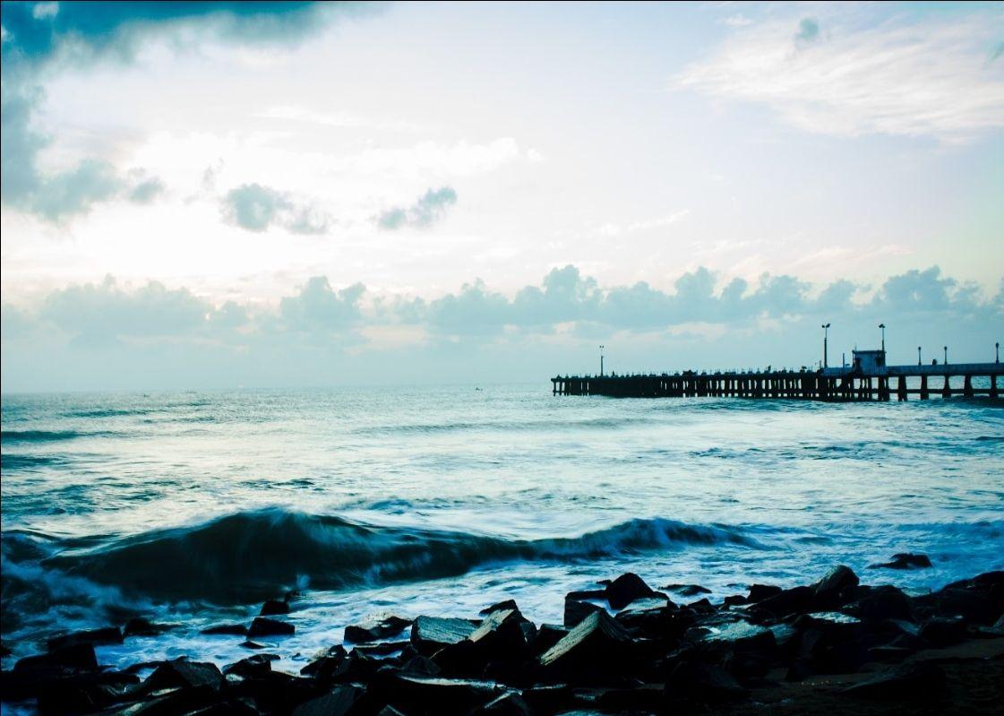 Photo of Rock Beach By Abhishek Singh