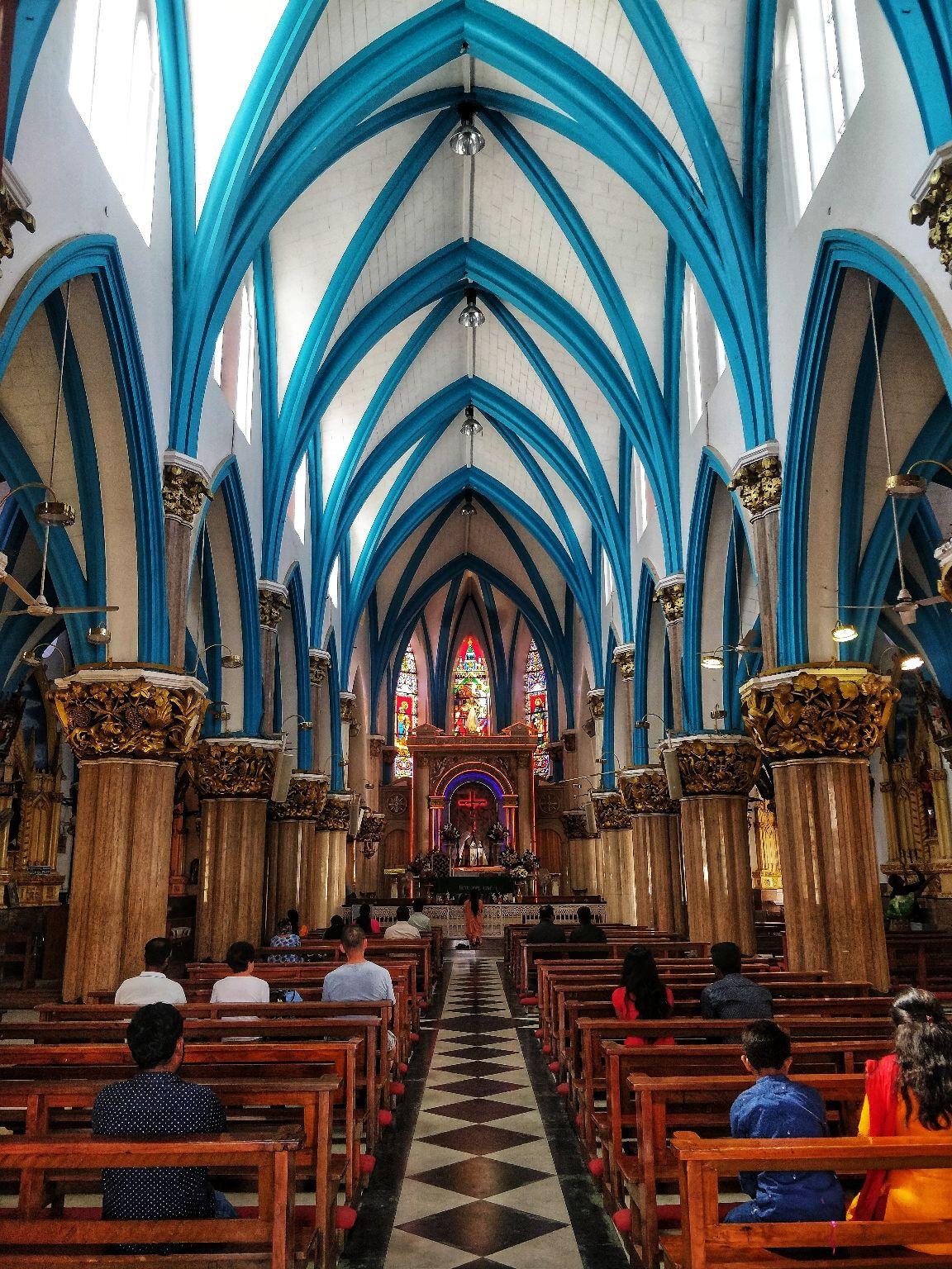 Photo of St. Mary's Basilica By Anusha Rao