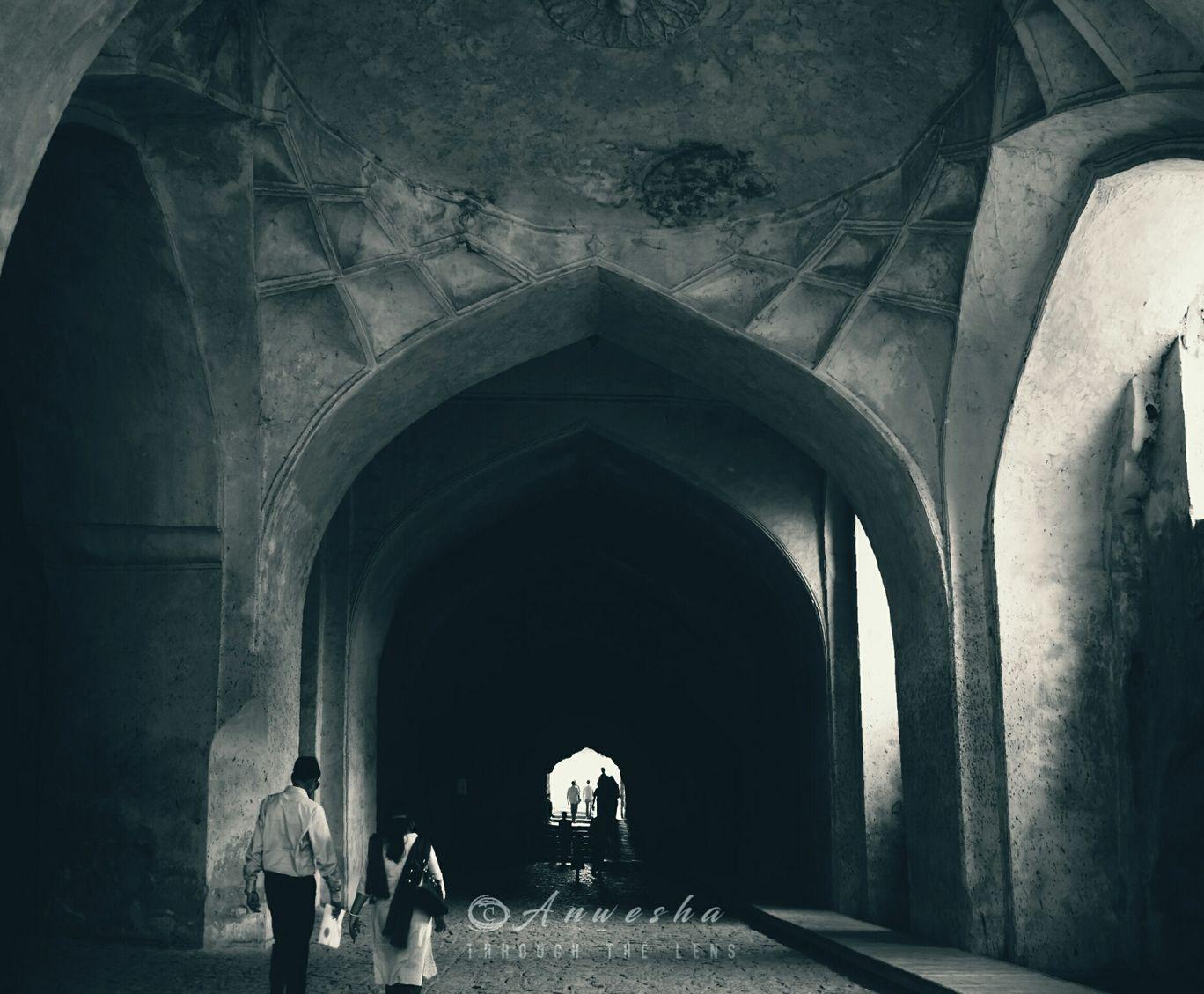 Photo of Golconda Fort By Anwesha Panja