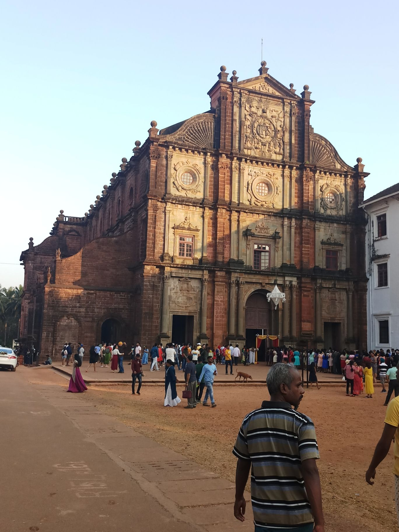 Photo of Old Goa Church By parmarbobbili