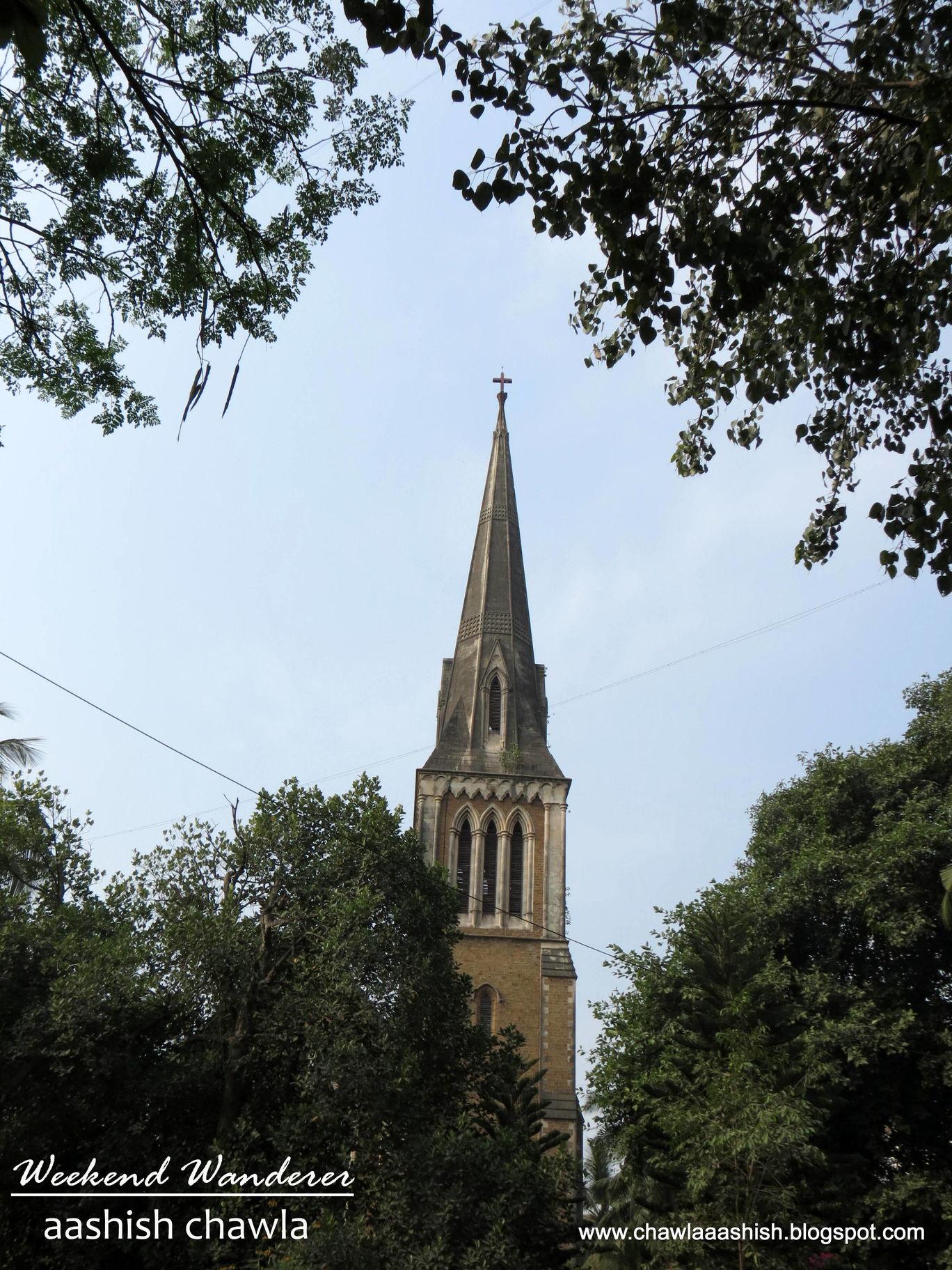 Photo of Afghan Church-Photo Blog By Aashish Chawla