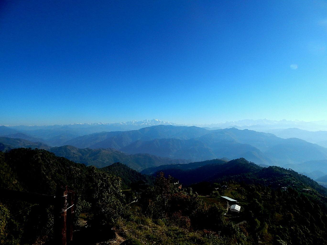 Photo of Kanatal – A quaint hamlet By Raunak Upadhyay