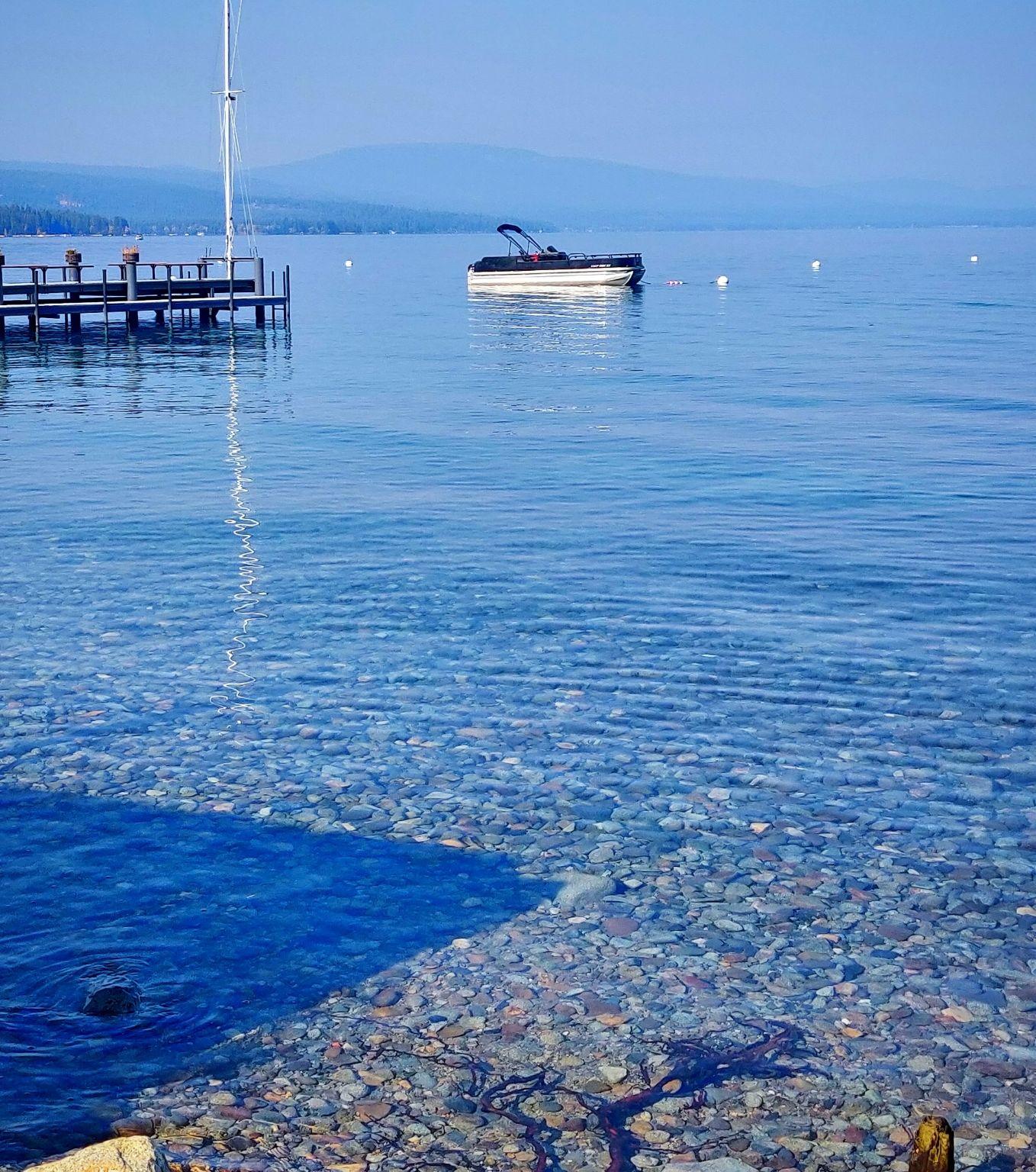 Photo of Lake Tahoe By madhu sharma