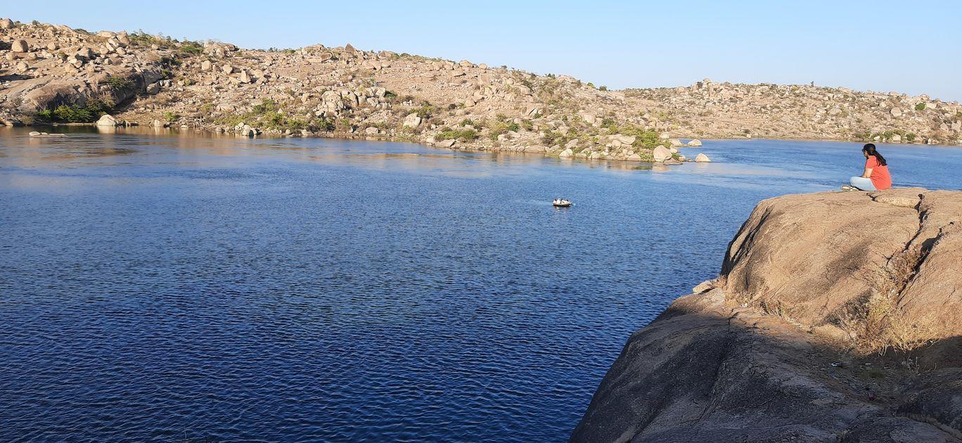 Photo of Sanapur Lake By Naturally Curious