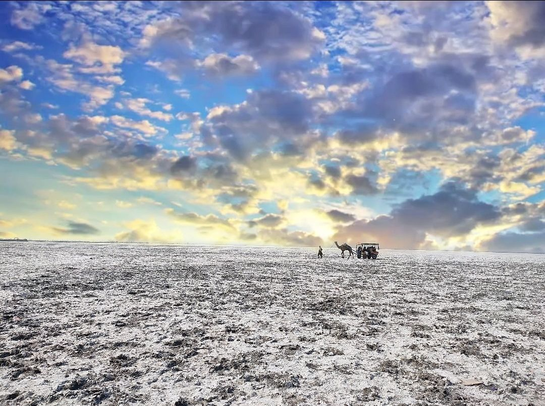 Photo of Rann of Kutch By Akash Maurya