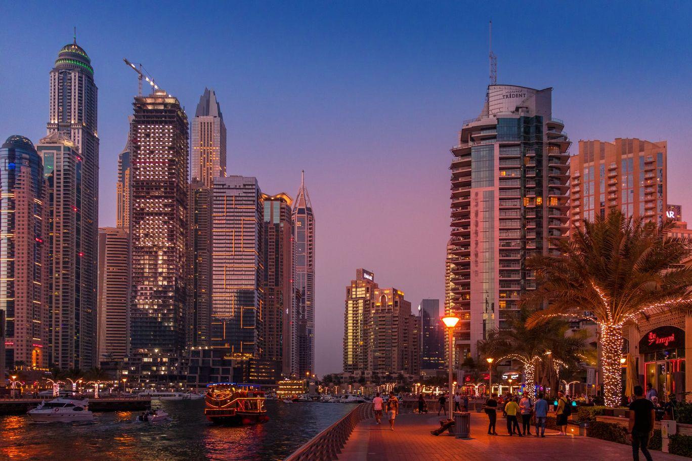 Photo of Dubai By zenith sez