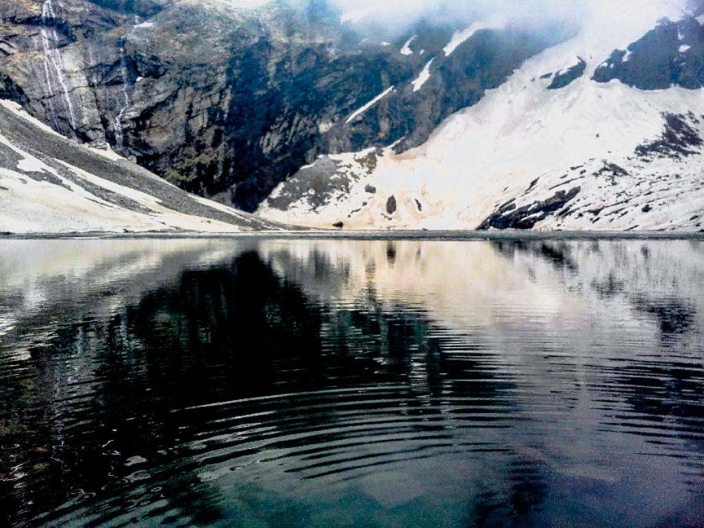 Photo of Mountain View By Rupali Kharbanda