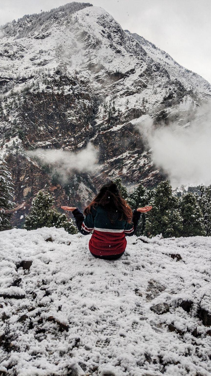 Photo of Kedarkantha Trek By Nayana murthy