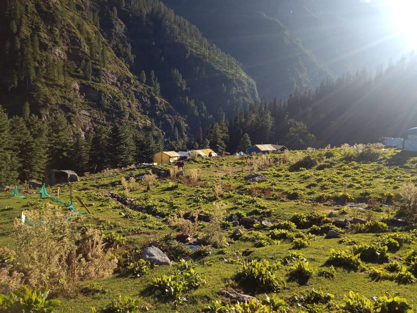 Photo of Kheerganga Trek By Priya Achar