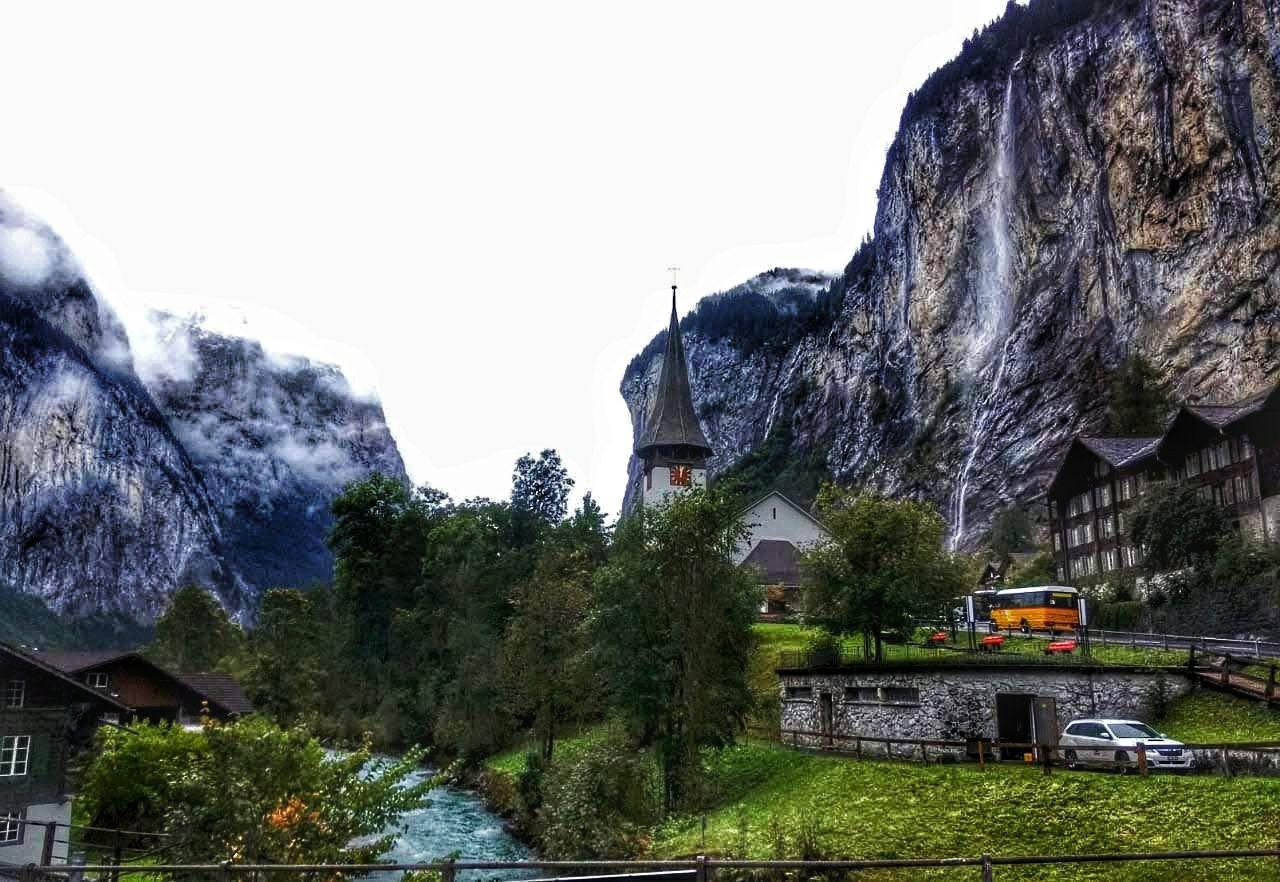 Photo of Lauterbrunnen By Zuhra Siraj