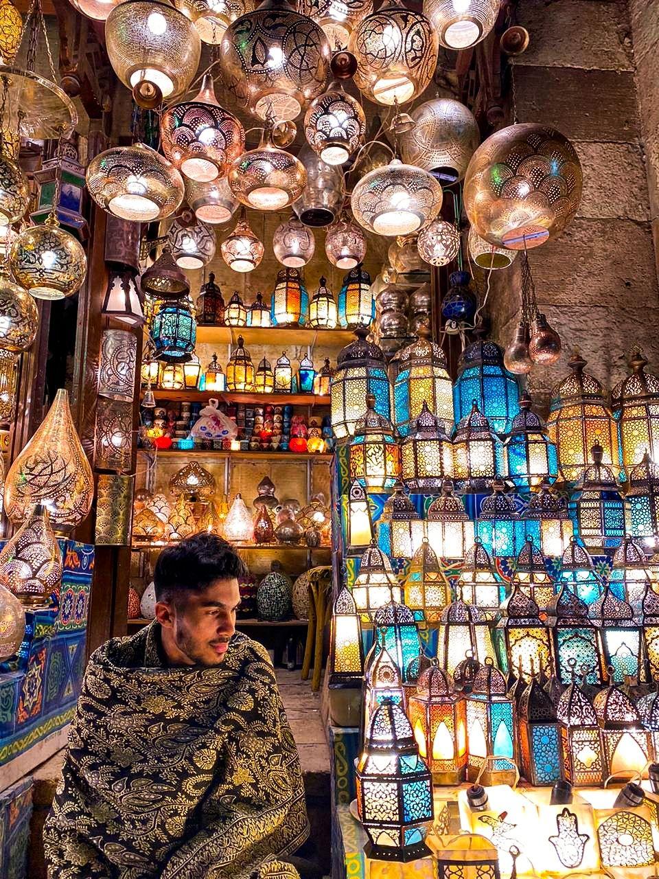 Photo of Khan El Khalili Market By Amandeep Chhabra