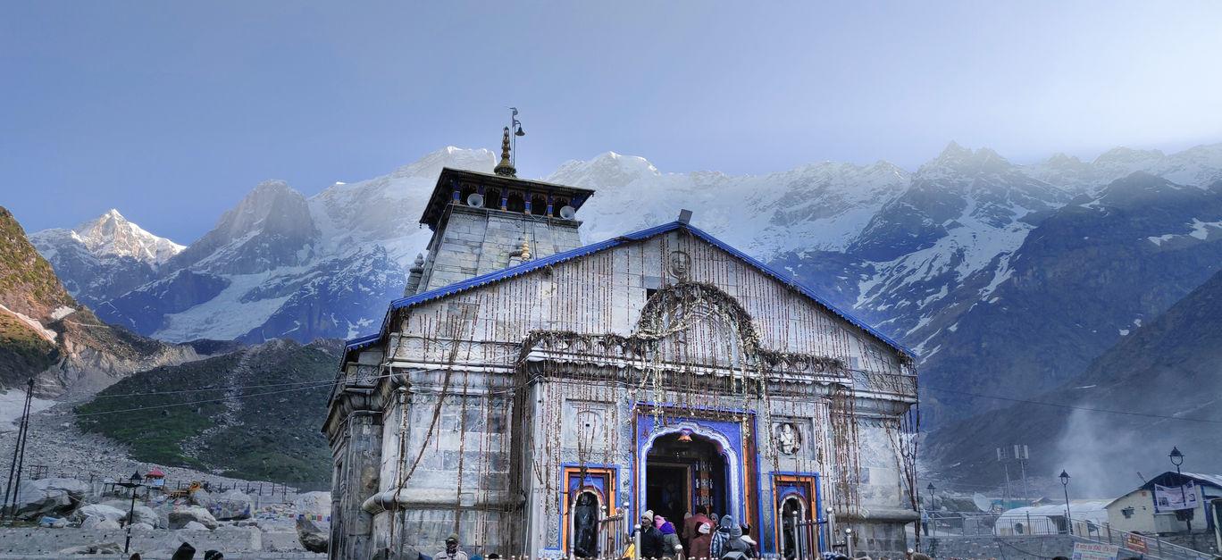 Photo of Kedarnath Temple By shashank chauhan