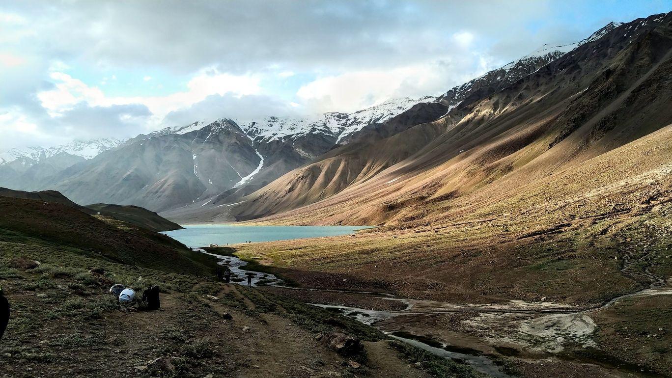 Photo of Chandratal By Neha Aswal